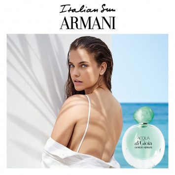 Armani summer style