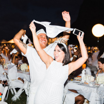 Diner en Blanc Honolulu Returns on September 1st