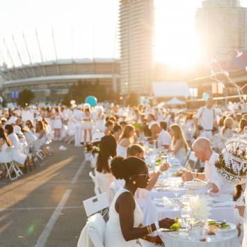 Save -The-Date! Dîner en Blanc - Vancouver Returns August 2017