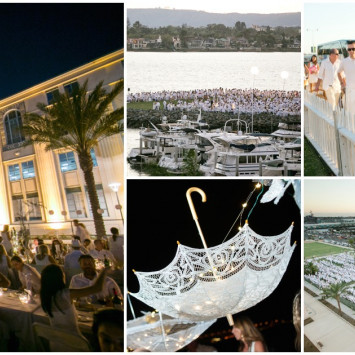 The World's Most Elegant Picnic Celebrates 5 years in San Diego!