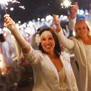 Le Diner en Blanc - Canberra 2014: Phase 1 open, Phase 2 invites sent Monday 10th