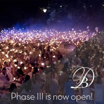Have you heard?! Phase 3 is now open!