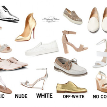 What Color Shoes Can I Wear?