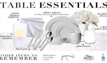 Diner en Blanc-Richmond Amazon Store