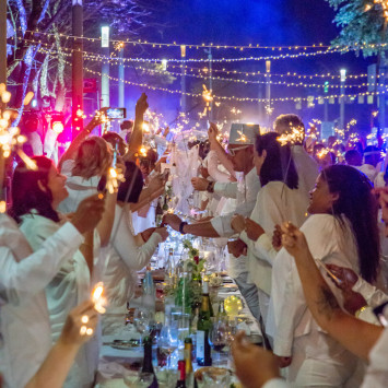A Night to be Remembered - Le Diner en Blanc 2018