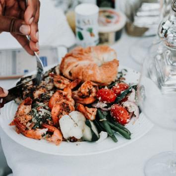 Diner En Blanc 2018 Menu Options