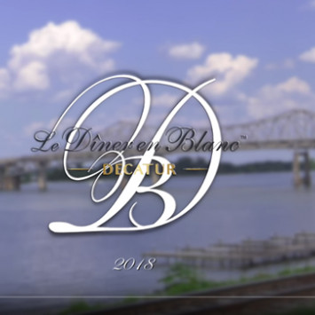 The Official 2017 Diner en Blanc - Decatur Video