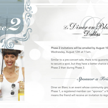 Phase Two Invitations