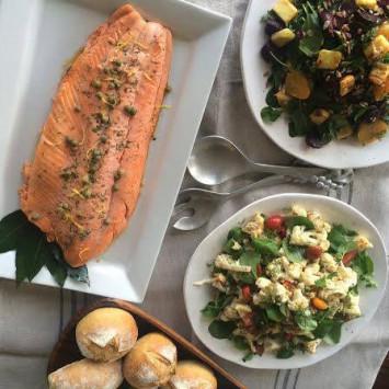 Le Diner en Blanc's Pop-up picnic