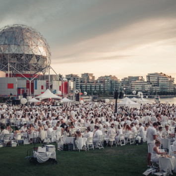 Dîner en Blanc: 2013 Media + Online Galleries