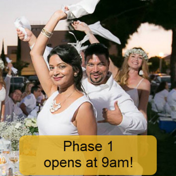 Phase 1 is open!