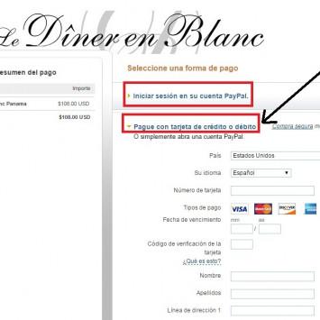 Elige tu forma de pago