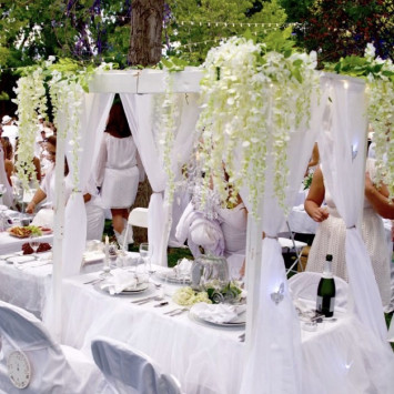 Table & Chair Rentals included in registration fee!
