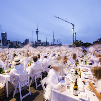 The World's Most Elegant Picnic Celebrates 5 years in Auckland!