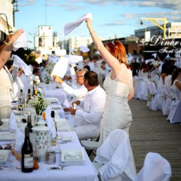 Diner en Blanc Fort McMurray coming June 15th
