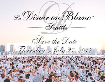 First Edition of Le Dîner en Blanc coming to Seattle on July 27