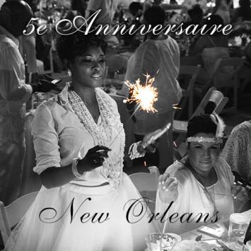 Le Dîner en Blanc - New Orleans : 5 ans déjà!
