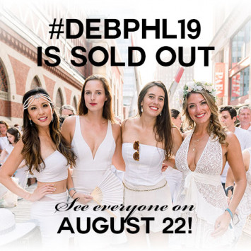 #DEBPHL19 is now SOLD OUT