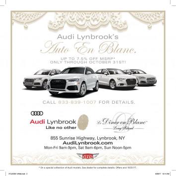 Audi of Lynbrook - Audi en Blanc