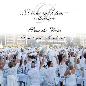 Get Excited! Dîner En Blanc Returns To Melbourne!