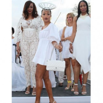 PHOTOS: Best dressed at Diner en Blanc 2016