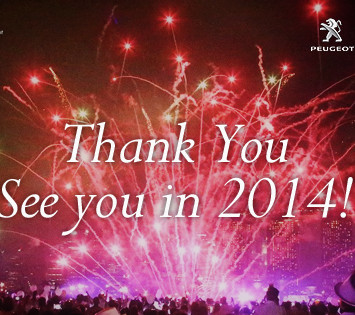 See you in 2014!