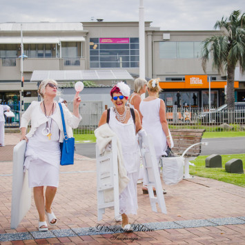 How to purchase tickets for Le Diner en Blanc Tauranga