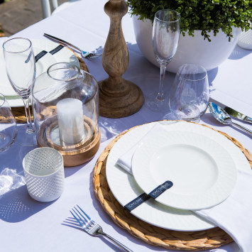 How to decorate your table for Diner en Blanc Toowoomba