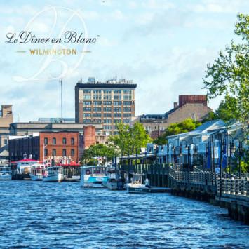 Le Dîner en Blanc Premieres in Wilmington!