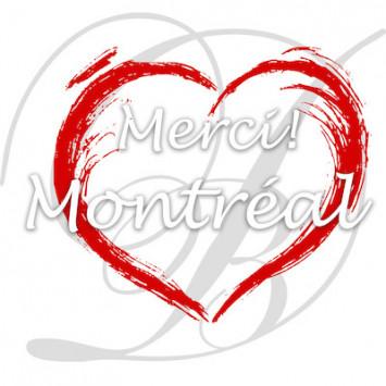 Merci Montréal!