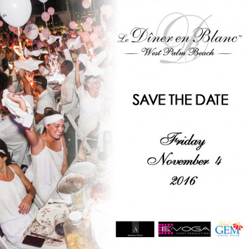 Save the Date! FRIDAY NOVEMBER 4TH, 2016