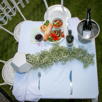 Food, Wine, Water and Hire