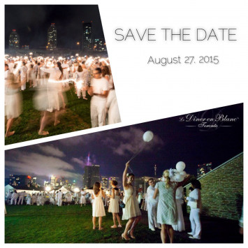 Save the Date - August 27th
