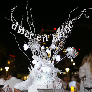 New Hosting team for 3rd edition of Le Dîner en Blanc-Orange County