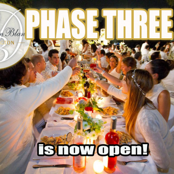 Phase 3 is now open!