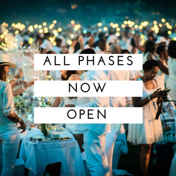 All Phases Now Open