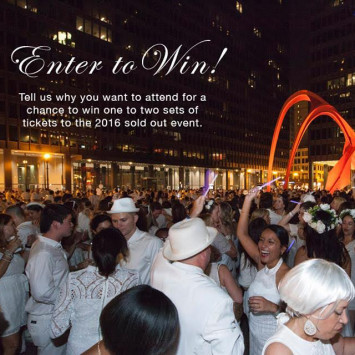 Tell Us Why You Want To Attend for a Chance to Win Tickets to the Sold Out 5-Year Anniversary Event!