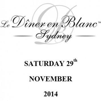 DeB Sydney 2014 SAVE THE DATE