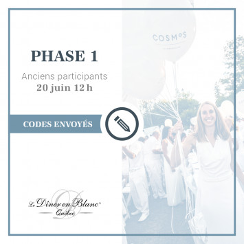 CODES ENVOYÉS- PHASE #1