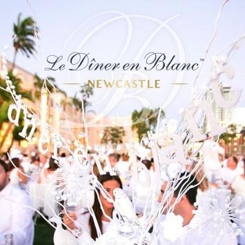 The First Le Dîner en Blanc of 2021!