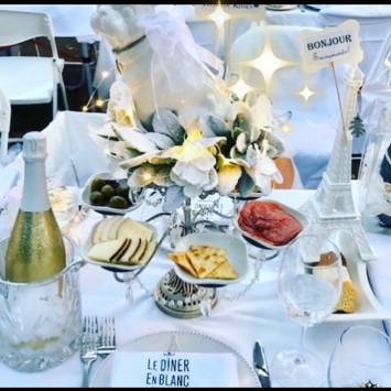 A Taste of Diner en Blanc 2020