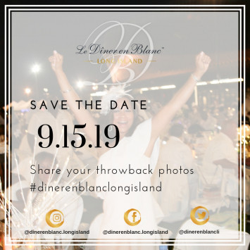 Save the Date: 9.15.2019