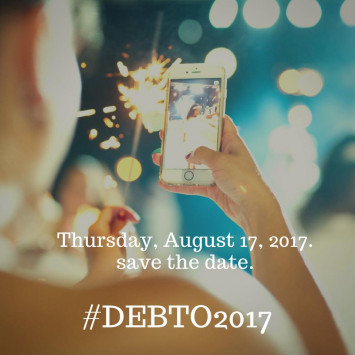 Save the Date - August 17th, 2017