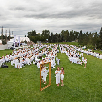 The City's Largest Dinner Party Returns to Calgary