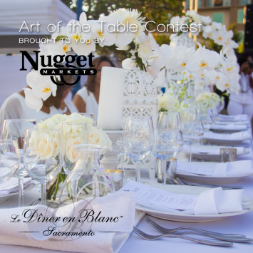 Announcing Nugget Markets Art of Table Contest