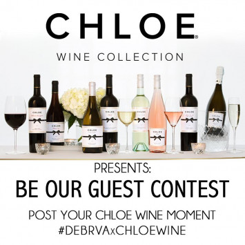"""Chloe Wine Sponsors the """"Be Our Guest"""" Contest"""