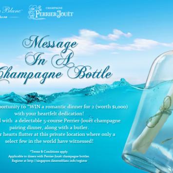 Celebrate true love with a magical twist at Dîner en Blanc Singapore 2014