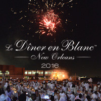 Diner en Blanc New Orleans Set for Saturday May 28, 2016