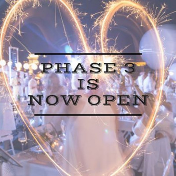 ALL PHASES ARE OPEN!! - TICKETS ON SALE NOW