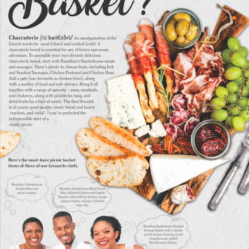 Whats In Your Basket?
